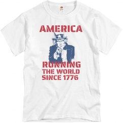 Since 1776