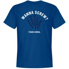 Wanna Screw?