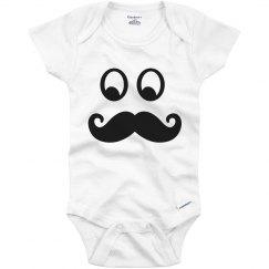 Mustache Baby