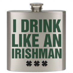 St Patrick's Irish Drinker