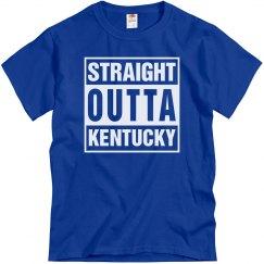 Straight Outta Kentucky T-Shirt
