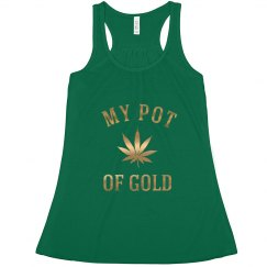Metallic Irish 420 My Pot Of Gold