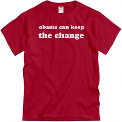 Obama Keep The Change