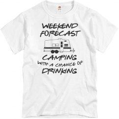 Weekend Forecase