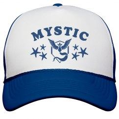 Mystic Trainer Custom Hat