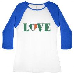 Irish Love Tee