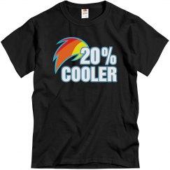 20% Cooler