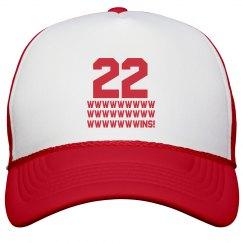 22 Wins Trucker Hat