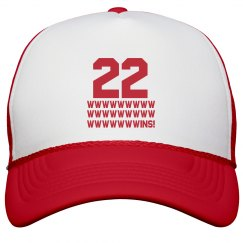 22 Wins Trucker Hat