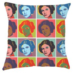 Princess All Over Print Pillow