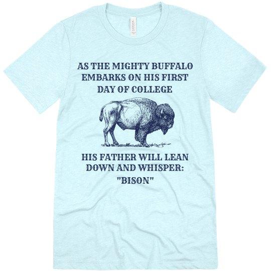 ba38a58e Bye, Son Unisex Triblend T-Shirt: Dad Joke Shirts