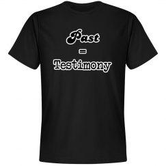 Past = Testimony