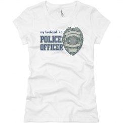 Husband Is An Officer