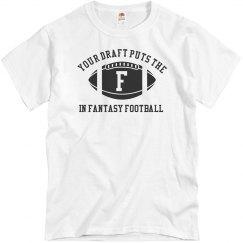 F in Fantasy Football