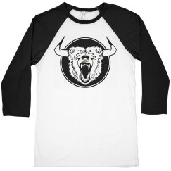Bullish Bears [baseball tee]
