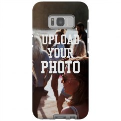 Custom Photo Galaxy Plus Case