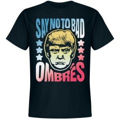 Bad Hombres Funny Anti-Trump Tee