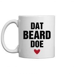 Dat Beard Doe Valentine Boyfriend
