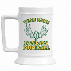 Fantasy Football Stein