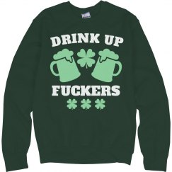 St Patty's Drink Up