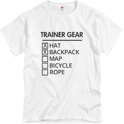 Trainer Gear List Tee