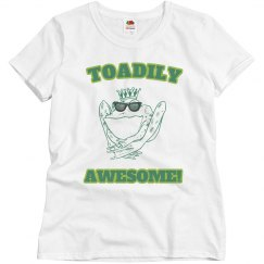 Toadily Awesome!