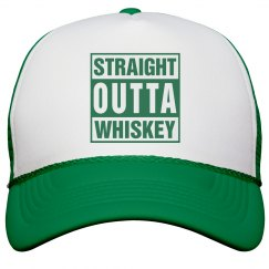 Straight Outta Irish Whiskey