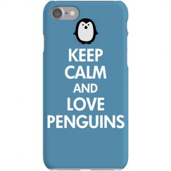 Keep Calm Love Penguins