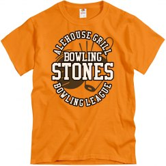 Bowling - Orange - Stones