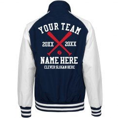 Custom Softball Jackets!