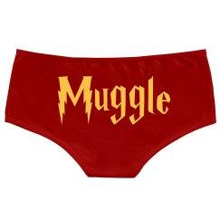 A Gryffindor Muggle