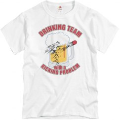 Drinking Kicking Team