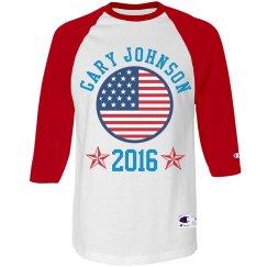 Gary Johnson For President