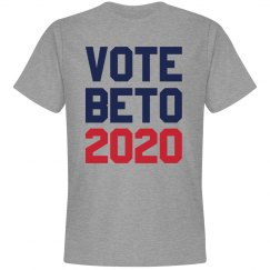 Beto O'Rourke in 2020