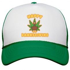 Danksgiving Weed Hat