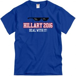 Deal With Hillary 2016