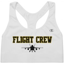 Flight Crew Sports Bra