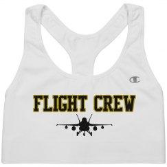 Flight Crew Sports Bra