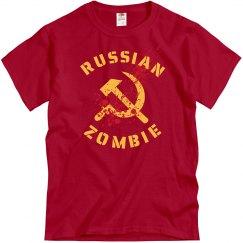Russian Zombie