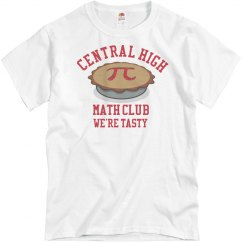 High School Math Club