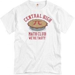 High School Math Club