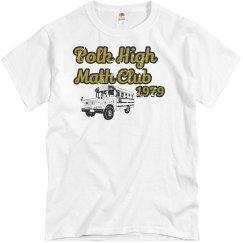 Retro Math Club