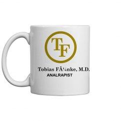 Analrapist Mug