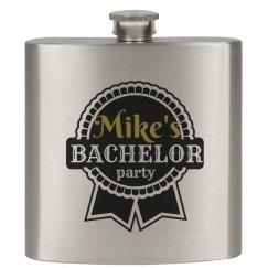 Mike's Bachelor Flask
