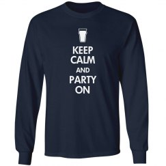 Party On Beer Shirt
