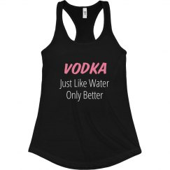 Vodka Is Better