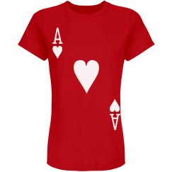 Ace (and Queen) of Hearts