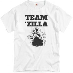 Team 'Zilla Custom Shirt