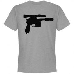 Trendy Solo Shooter Tee
