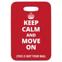 Keep Calm Move On